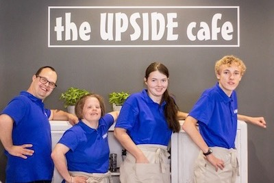 upside cafe catering